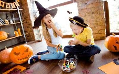 Top 6 Ways to Enjoy a Healthier Halloween