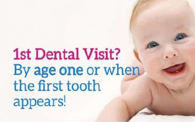 Your Baby's First Dental Visit: When & Why