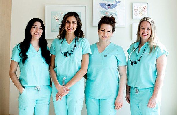 Meet the Pediatric Dental Team